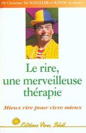 (V.2880584310) Rire, Une Merveilleuse Therapie (Le) - Intérieur - Format classique