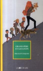 Grand-père et les loups - Couverture - Format classique