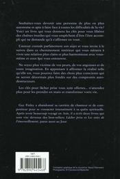 Cles Pour La Cher Prise - 4ème de couverture - Format classique