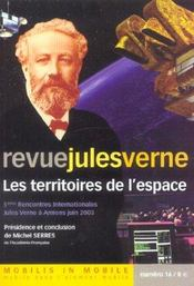 Revue Jules Verne N.16 ; Les Territoires De L'Espace - Intérieur - Format classique