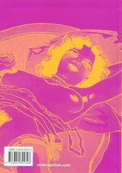 Po-Erotica Xxe Siecle Vol1 - 4ème de couverture - Format classique
