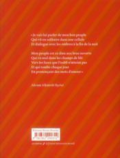 Voix vives de méditerranée en méditerranée ; antologie sète 2012 - 4ème de couverture - Format classique