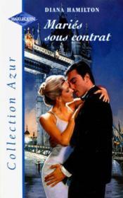Maries Sous Contrat - Bought : One Husband - Couverture - Format classique