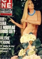 Cine Revue - Tele-Programmes - 55e Annee - N° 16 - Rosebud - Couverture - Format classique