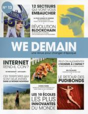 Vente livre :  WE DEMAIN N.13 ; Internet rend-il con?  - We Demain