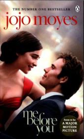 ME BEFORE YOU - FILM TIE IN  - Jojo Moyes