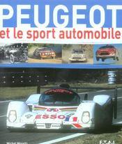 Peugeot Et Le Sport Automobile - Intérieur - Format classique
