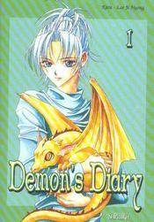 Demon'S Diary T.1 - Intérieur - Format classique