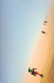 Regard sur le marathon des sables - Couverture - Format classique