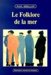 Folklore De La Mer - Couverture - Format classique