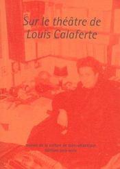 Louis calaferte - Intérieur - Format classique