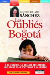 Les oubliés de Bogota - Couverture - Format classique