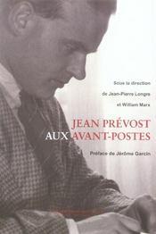 Jean Prevost Aux Avant-Postes - Intérieur - Format classique