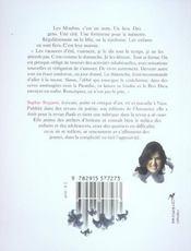 Les Moulins - 4ème de couverture - Format classique