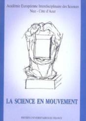 La science en mouvement - Couverture - Format classique