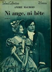Ni Ange, Ni Bete. Collection : Select Collection N° 96 - Couverture - Format classique