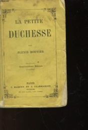 La Petite Duchesse - Couverture - Format classique