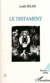 Le Testament - Couverture - Format classique