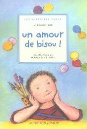 Un amour de bisou - Intérieur - Format classique