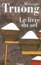 Le livre du sel - Couverture - Format classique