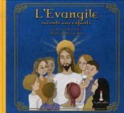 L'Evangile Raconte Aux Enfants - Intérieur - Format classique