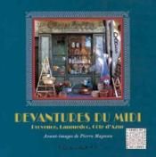 Devantures Du Midi - Couverture - Format classique