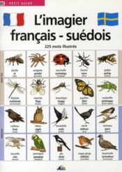 Imagier Francais/Suedois - Couverture - Format classique