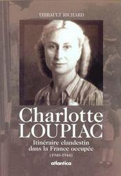 Charlotte loupiac - Intérieur - Format classique