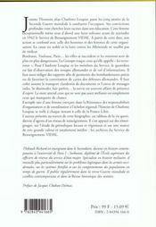 Charlotte loupiac - 4ème de couverture - Format classique