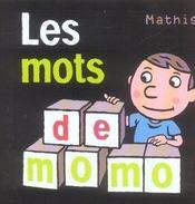 Les mots de Momo - Intérieur - Format classique