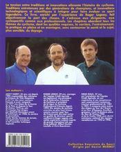 Cyclisme Performance - 4ème de couverture - Format classique