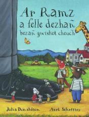 Ramz A Felle Dezhan Bezan Gwisket Cheuc'H - Couverture - Format classique