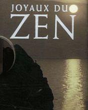 Joyaux du zen - Intérieur - Format classique