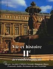 Vie et histoire du ii e arrondissement paris - Couverture - Format classique