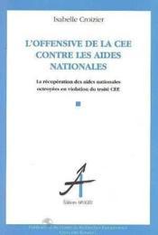 L'offensive et la CEE - Couverture - Format classique