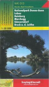 **Nationalpark Donau-Auen - Lobau - Hainburg - Couverture - Format classique