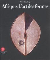 Afrique - l'art des formes - Intérieur - Format classique