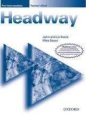 Vente  New headway pre-intermediate: teacher's book  - Liz Soars