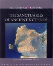 Vente livre :  The sanctuaries of ancient Kythnos  - Alexandre Mazarakis Ainian