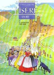 L'Histoire De L'Isere En Bd - Tome 05 - Intérieur - Format classique