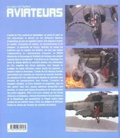 Aviateurs Au Coeur De L'Action - 4ème de couverture - Format classique