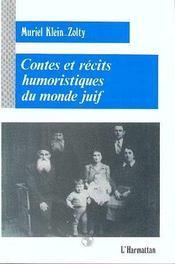 Contes Et Recits Humoristiques Du Monde Juif - Intérieur - Format classique