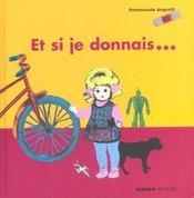 Et Si Je Donnais... - Intérieur - Format classique