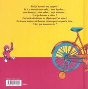 Et Si Je Donnais... - 4ème de couverture - Format classique
