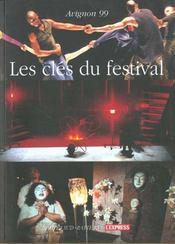 Avignon 1999, les cles du festival - Intérieur - Format classique