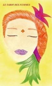 Le tarot des femmes - Couverture - Format classique