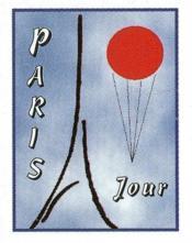 Paris jour - Couverture - Format classique