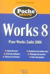 Poche Micro Works 2006 - Intérieur - Format classique