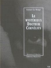 Le mystérieux docteur Cornelius t.5 et t.6 - Intérieur - Format classique