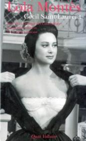 Lola Montès - Couverture - Format classique